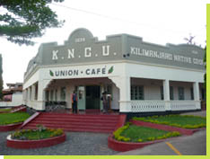 Coffee Farmers Union Café
